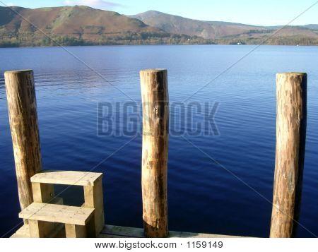 Lake Jetty
