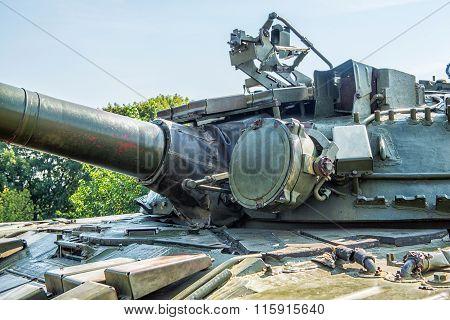 Soviet Tank T-64