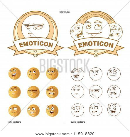 Funny Emotions Pack
