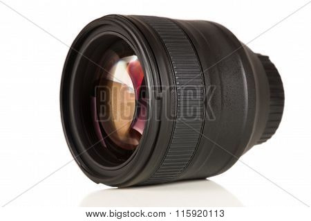 beautiful aperture camera lens