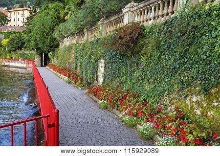Varenna resort, Como Lake, Italy, Europe