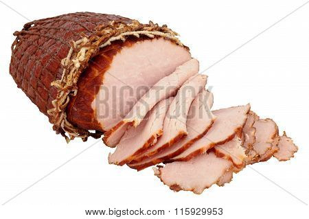 Small Smoked Roast Ham