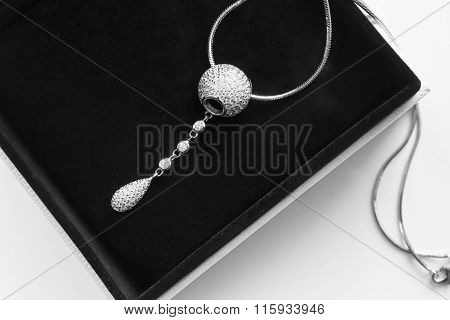 Necklace In Box