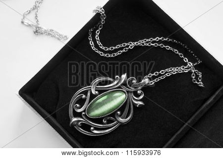 Necklace In A Box