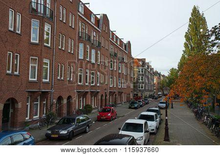 West Side Of The Henrick De Keiserplein