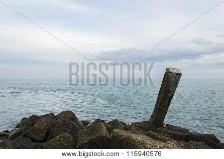 Sea Coast Panorama