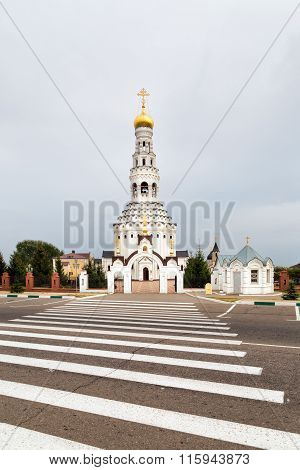 Peter and Paul Church. Prokhorovka. Russia