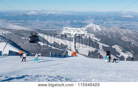 Ski resort Jasna