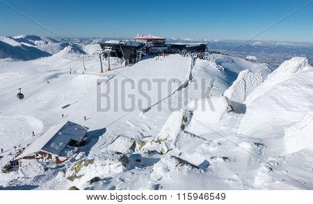 Ski Centre Jasna, Slovakia