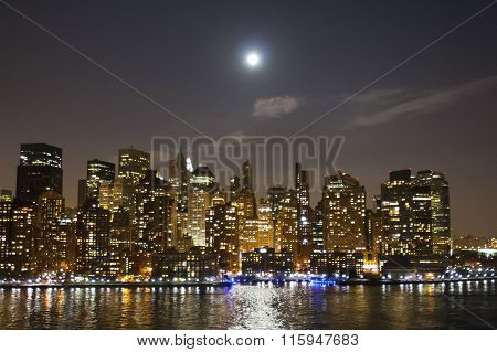 Financial District Of New York