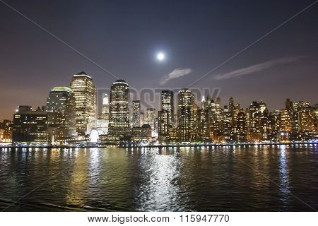 Financial District Waterfront