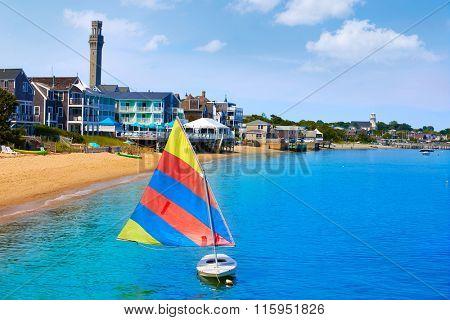 Cape Cod Provincetown beach Massachusetts USA