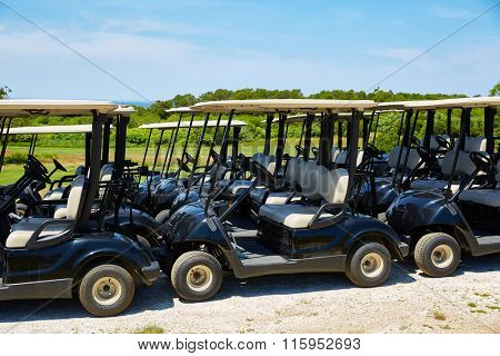 Cape Cod Golf carts in Truro Massachusetts USA