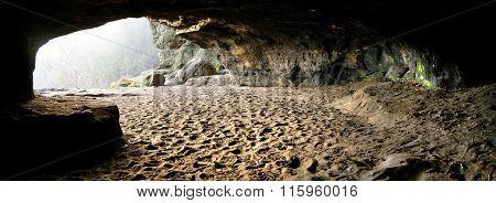 Frienstein, Sandstone Cave
