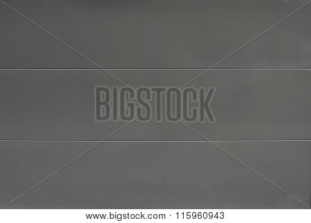 Steel Paneled Wall Background