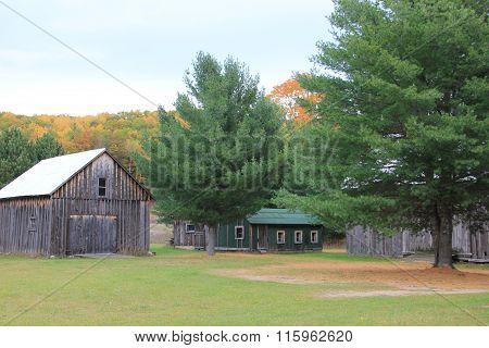 A rural farm