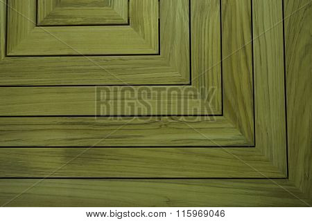Abstract Wood Lath