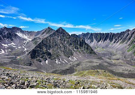 Alpine Highlands Views