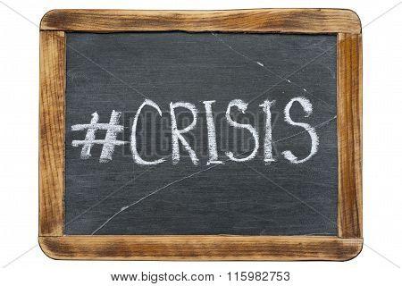 Crisis Hashtag Fr