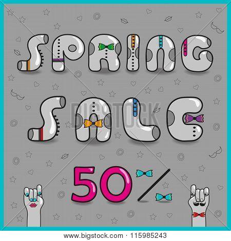 Inscription Spring Sale
