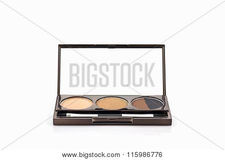 Decorative Cosmetic Set Eyeshadow.
