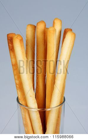 Italian bread sticks.