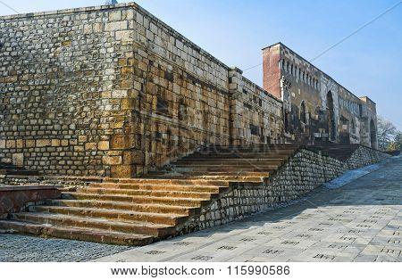 The Old Alaeddin Citadel