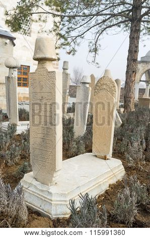 The Cemetery Of Mevlevi Order
