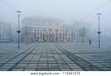 The Winter In Konya