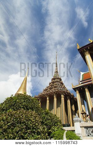 Beautiful Buddhist Temple
