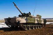 Постер, плакат: Bmp 3 Armored Vehicle