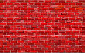 Постер, плакат: Red Brick Wall eps