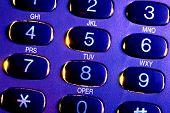 Phone Key Pad
