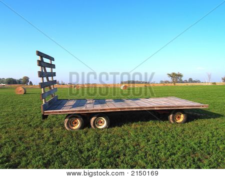 Hay And Flatbed 3