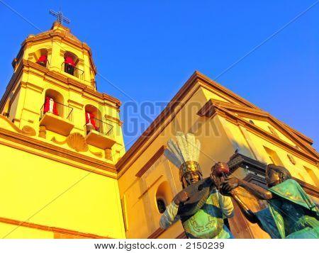 Queretaro kerk