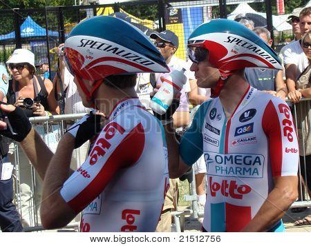 O Tour de France