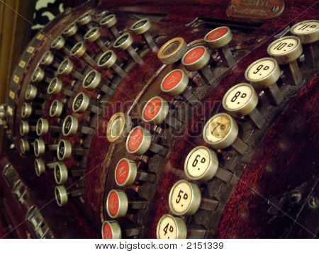 Old Cash Register 2