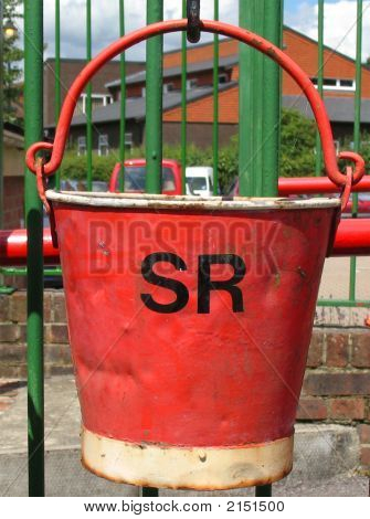 Sr Fire Bucket