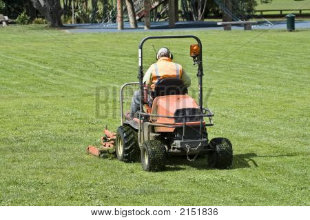 Ride-On Mower