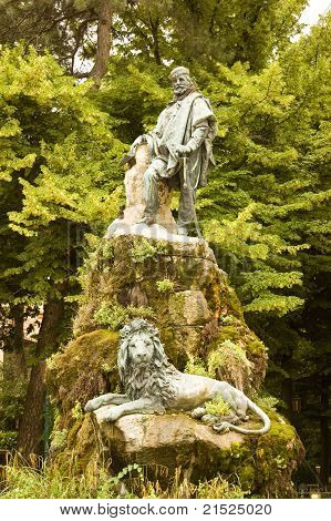 Monument to Giuseppe Garibaldi, Venice