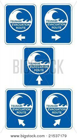 Tsunami Evacuation