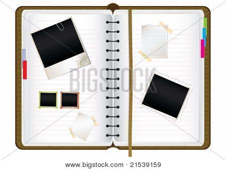 Scrapbook Diary