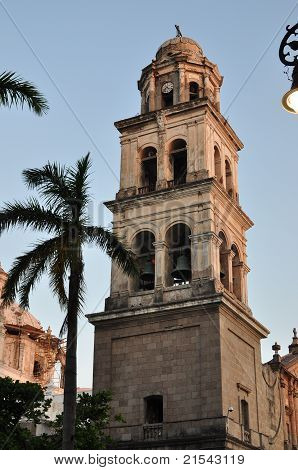 Belfry, Cathedral Nuestra Senora de la Asuncion - Veracruz