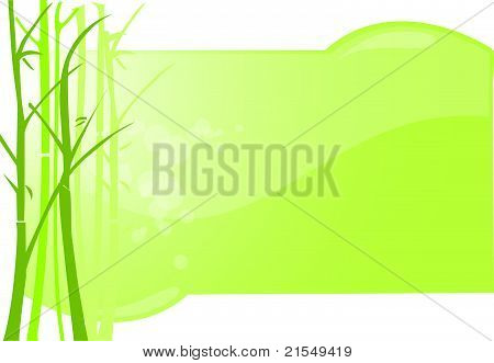 background bamboo