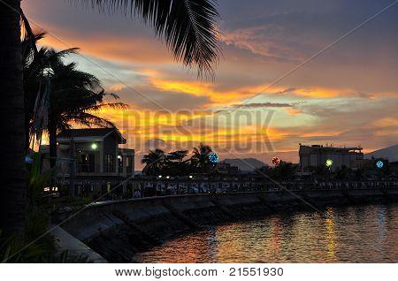 Legaspi City Embarcadero