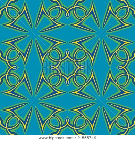 Seamless Arabic Pattern