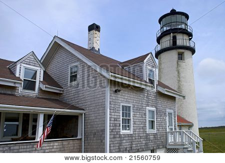 Cape Cod Highland Light