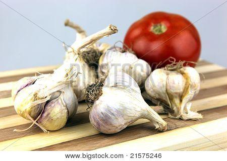 Fresh vegetables, Pasta