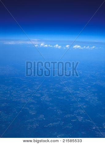 Blue Planet.