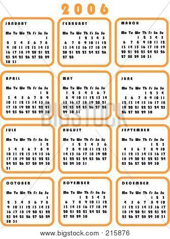 Pop Calendar